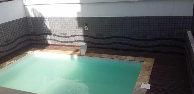 24 - Piscina - Apartamento 2 quartos à venda Praça Seca, Rio de Janeiro - R$ 220.000 - VPAP21780 - 24