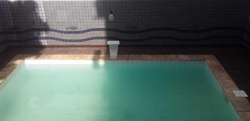 26 - Piscina - Apartamento 2 quartos à venda Praça Seca, Rio de Janeiro - R$ 220.000 - VPAP21780 - 26