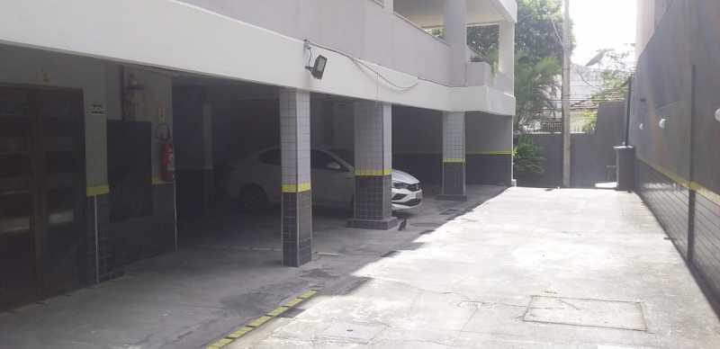 27 - Garagem - Apartamento 2 quartos à venda Praça Seca, Rio de Janeiro - R$ 220.000 - VPAP21780 - 27