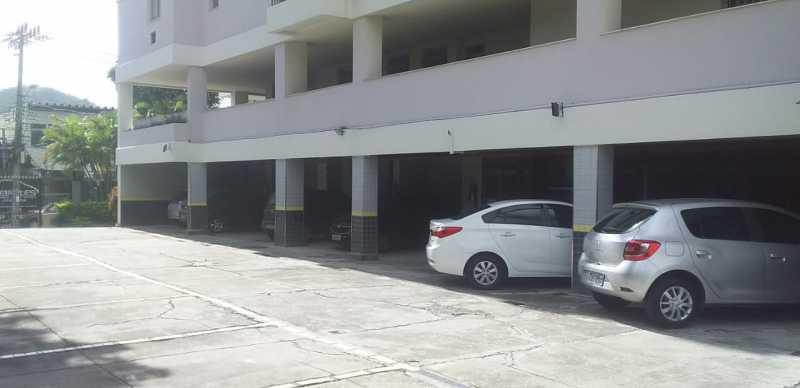 28 - Garagem - Apartamento 2 quartos à venda Praça Seca, Rio de Janeiro - R$ 220.000 - VPAP21780 - 28
