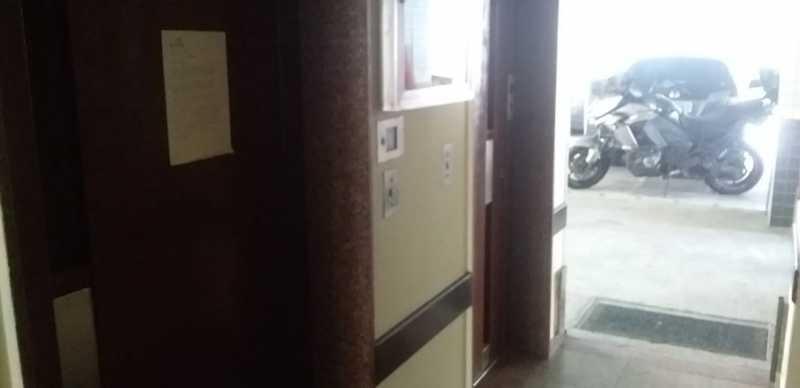 29 - Elevadores - Apartamento 2 quartos à venda Praça Seca, Rio de Janeiro - R$ 220.000 - VPAP21780 - 29