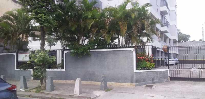 32 - Fachada - Apartamento 2 quartos à venda Praça Seca, Rio de Janeiro - R$ 220.000 - VPAP21780 - 31