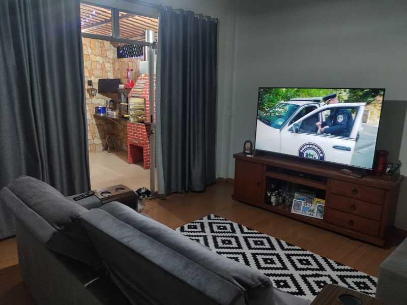 1-sala - Apartamento à venda Rua Goiás,Piedade, Rio de Janeiro - R$ 320.000 - VPAP21786 - 1