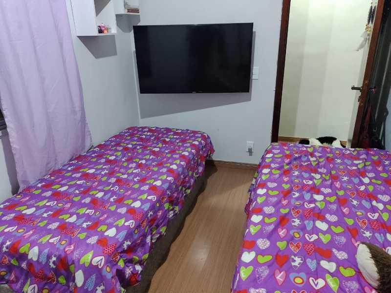 5-quarto - Apartamento à venda Rua Goiás,Piedade, Rio de Janeiro - R$ 320.000 - VPAP21786 - 6