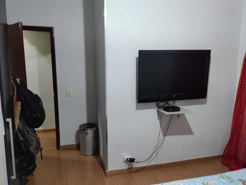 8-quarto - Apartamento à venda Rua Goiás,Piedade, Rio de Janeiro - R$ 320.000 - VPAP21786 - 9