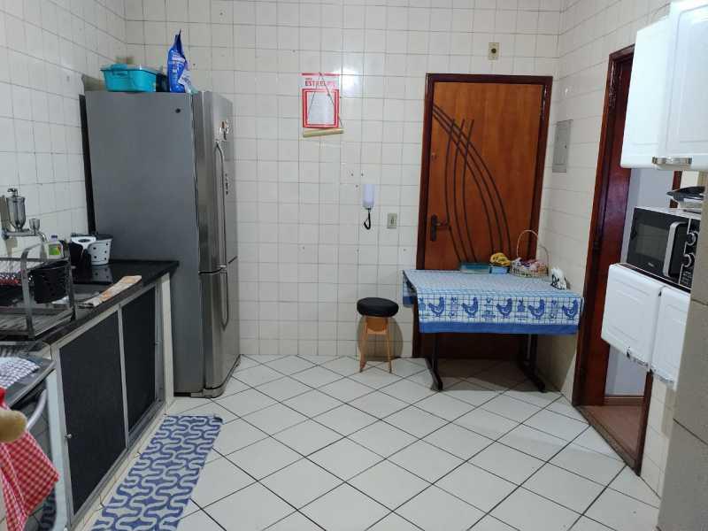 12-cozinha - Apartamento à venda Rua Goiás,Piedade, Rio de Janeiro - R$ 320.000 - VPAP21786 - 13