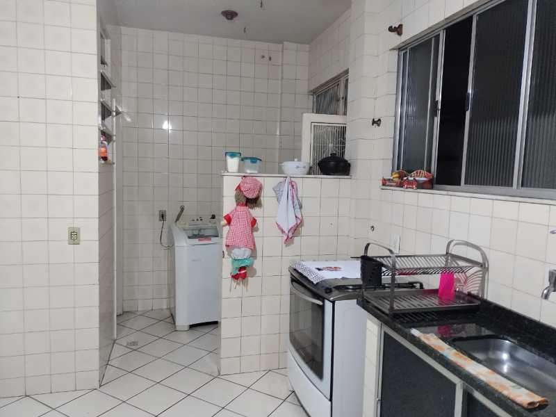 13-cozinha - Apartamento à venda Rua Goiás,Piedade, Rio de Janeiro - R$ 320.000 - VPAP21786 - 14