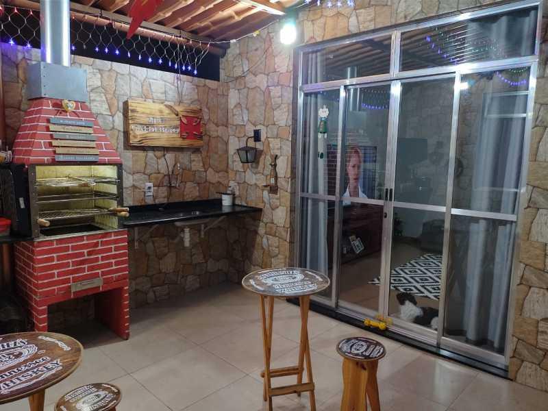 16-area gourmet - Apartamento à venda Rua Goiás,Piedade, Rio de Janeiro - R$ 320.000 - VPAP21786 - 17