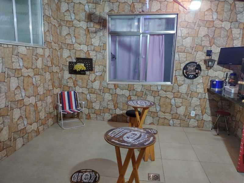 17-area gourmet - Apartamento à venda Rua Goiás,Piedade, Rio de Janeiro - R$ 320.000 - VPAP21786 - 18