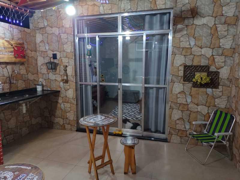 18-area gourmet - Apartamento à venda Rua Goiás,Piedade, Rio de Janeiro - R$ 320.000 - VPAP21786 - 19