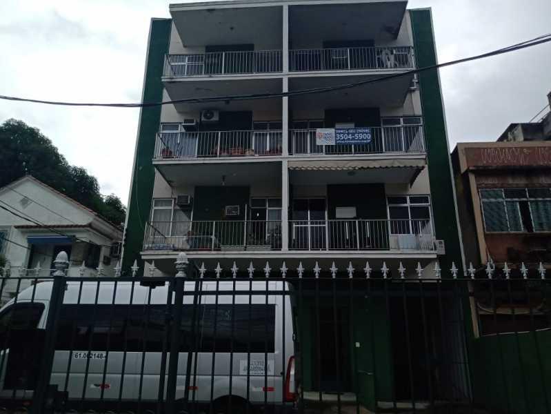 20-fachada - Apartamento à venda Rua Goiás,Piedade, Rio de Janeiro - R$ 320.000 - VPAP21786 - 21