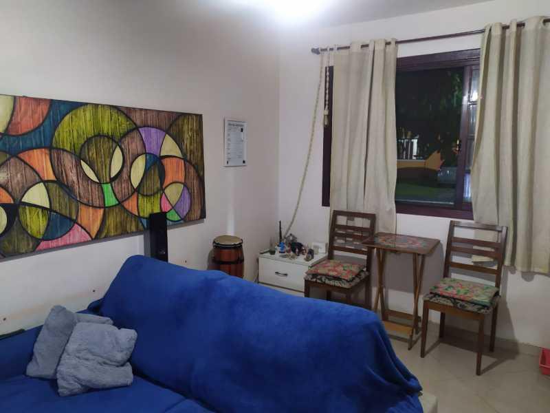 1-sala - Casa em Condomínio à venda Estrada São Mateus,Jardim Primavera, Duque de Caxias - R$ 270.000 - VPCN20038 - 1