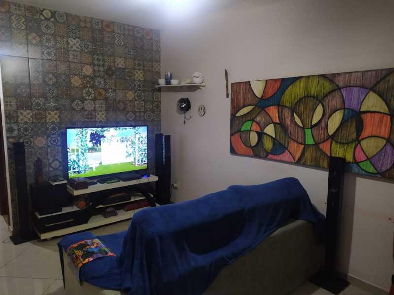 4-sala - Casa em Condomínio à venda Estrada São Mateus,Jardim Primavera, Duque de Caxias - R$ 270.000 - VPCN20038 - 5
