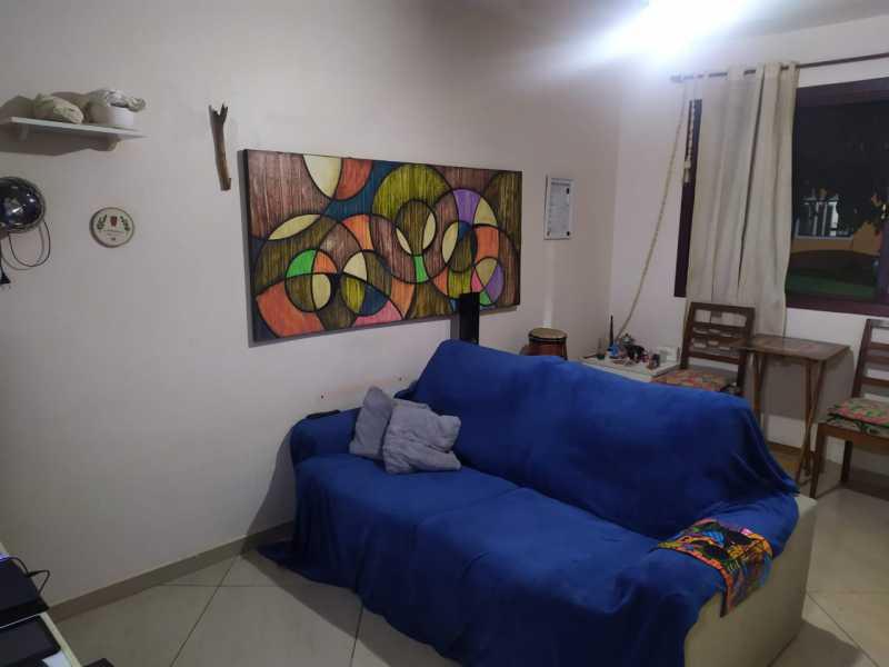 5-sala - Casa em Condomínio à venda Estrada São Mateus,Jardim Primavera, Duque de Caxias - R$ 270.000 - VPCN20038 - 6