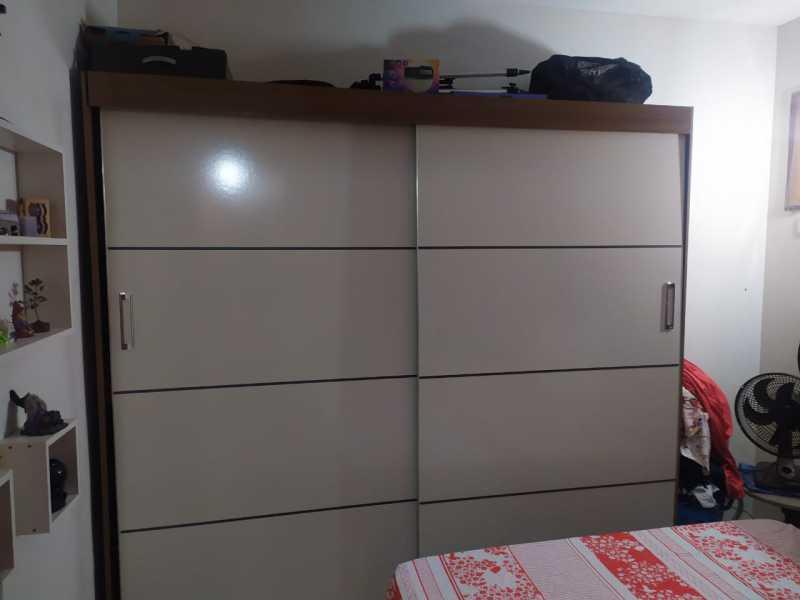 8-quarto - Casa em Condomínio à venda Estrada São Mateus,Jardim Primavera, Duque de Caxias - R$ 270.000 - VPCN20038 - 9