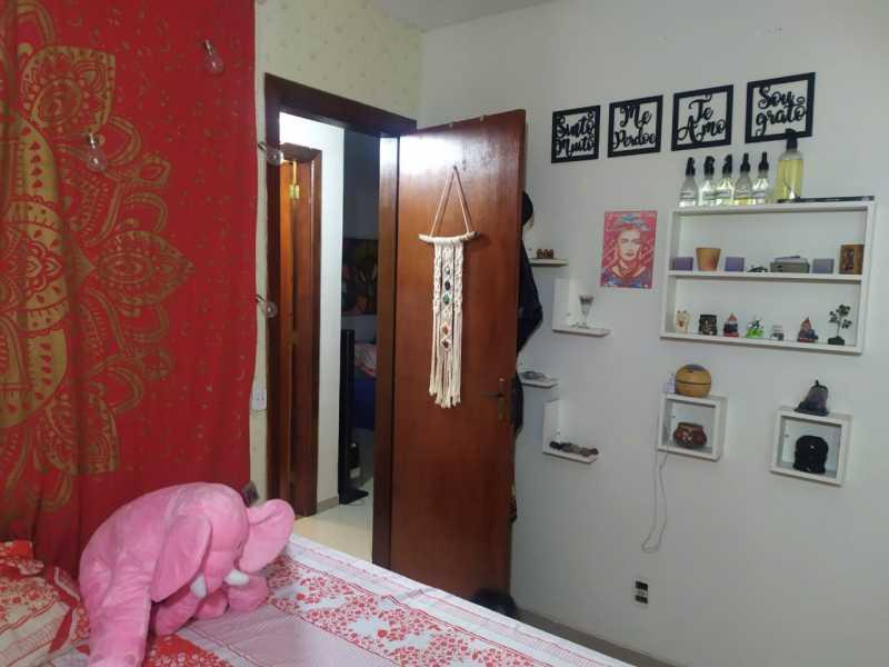 10-quarto - Casa em Condomínio à venda Estrada São Mateus,Jardim Primavera, Duque de Caxias - R$ 270.000 - VPCN20038 - 11