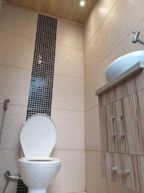 14-lavabo - Casa em Condomínio à venda Estrada São Mateus,Jardim Primavera, Duque de Caxias - R$ 270.000 - VPCN20038 - 15