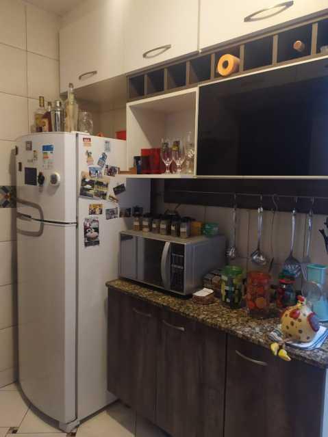 17-cozinha - Casa em Condomínio à venda Estrada São Mateus,Jardim Primavera, Duque de Caxias - R$ 270.000 - VPCN20038 - 18
