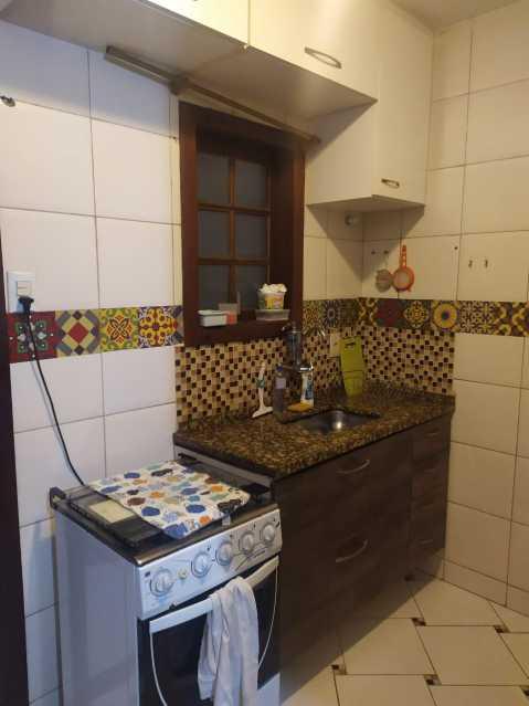 18-cozinha - Casa em Condomínio à venda Estrada São Mateus,Jardim Primavera, Duque de Caxias - R$ 270.000 - VPCN20038 - 19