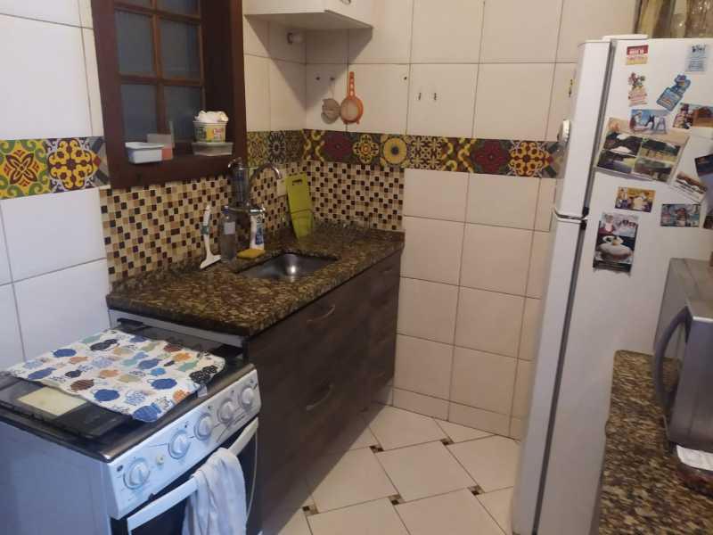 20-cozinha - Casa em Condomínio à venda Estrada São Mateus,Jardim Primavera, Duque de Caxias - R$ 270.000 - VPCN20038 - 21