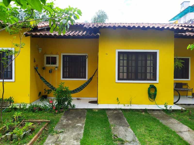 24-fachada imovel - Casa em Condomínio à venda Estrada São Mateus,Jardim Primavera, Duque de Caxias - R$ 270.000 - VPCN20038 - 25