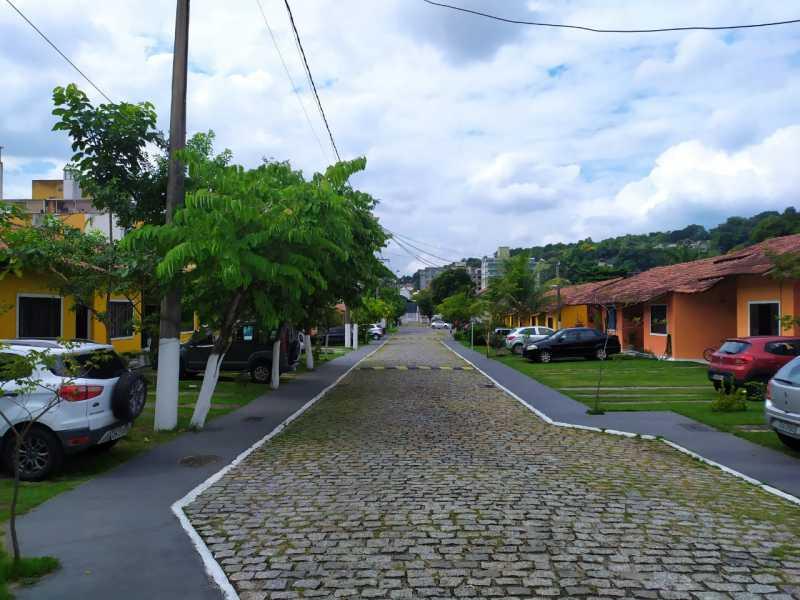 25-condominio - Casa em Condomínio à venda Estrada São Mateus,Jardim Primavera, Duque de Caxias - R$ 270.000 - VPCN20038 - 26