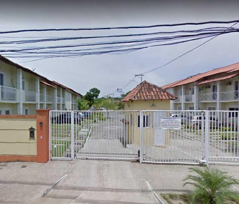 26-entrada conmdominio - Casa em Condomínio à venda Estrada São Mateus,Jardim Primavera, Duque de Caxias - R$ 270.000 - VPCN20038 - 27