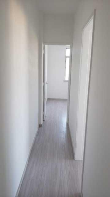 05- Circulação - Apartamento 2 quartos à venda Taquara, Rio de Janeiro - R$ 200.000 - VPAP21788 - 7