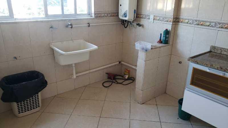 12- Coziha e area - Apartamento 2 quartos à venda Taquara, Rio de Janeiro - R$ 200.000 - VPAP21788 - 15