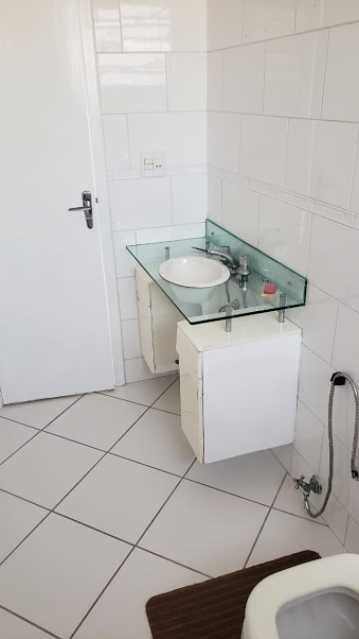 13- banheiro - Apartamento 2 quartos à venda Taquara, Rio de Janeiro - R$ 200.000 - VPAP21788 - 16