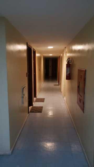 17- circulação prédio - Apartamento 2 quartos à venda Taquara, Rio de Janeiro - R$ 200.000 - VPAP21788 - 20