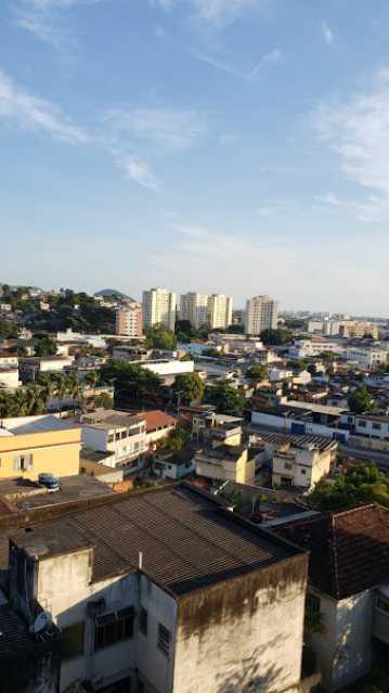 18- vista janela - Apartamento 2 quartos à venda Taquara, Rio de Janeiro - R$ 200.000 - VPAP21788 - 21