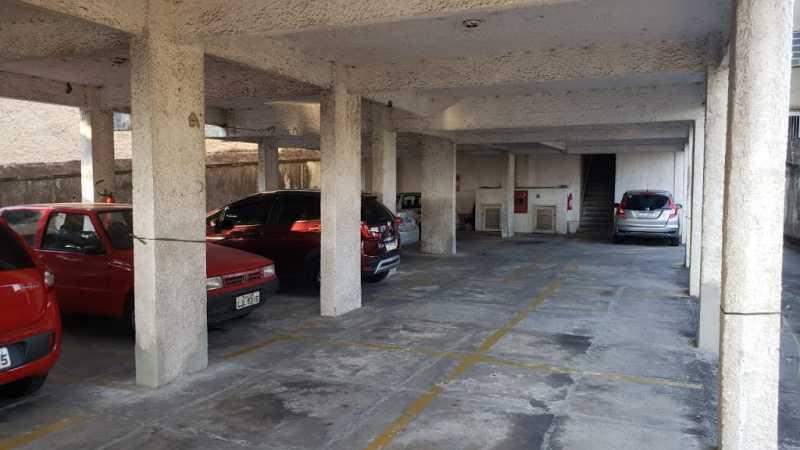 19- garagem - Apartamento 2 quartos à venda Taquara, Rio de Janeiro - R$ 200.000 - VPAP21788 - 22
