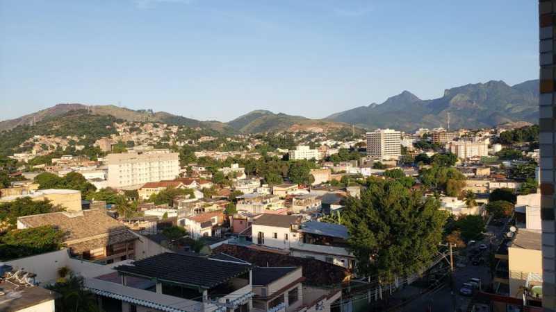 20- vista janela - Apartamento 2 quartos à venda Taquara, Rio de Janeiro - R$ 200.000 - VPAP21788 - 23