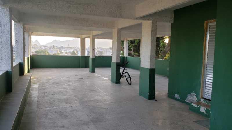 21- playground - Apartamento 2 quartos à venda Taquara, Rio de Janeiro - R$ 200.000 - VPAP21788 - 24