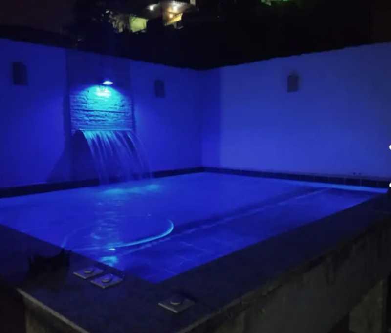 02- piscina - Apartamento à venda Estrada da Covanca,Tanque, Rio de Janeiro - R$ 580.000 - VPAP30468 - 3