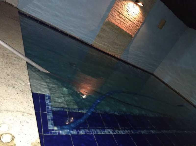 04- piscina - Apartamento à venda Estrada da Covanca,Tanque, Rio de Janeiro - R$ 580.000 - VPAP30468 - 5