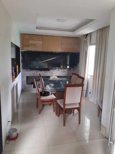 06- sla de jantar - Apartamento à venda Estrada da Covanca,Tanque, Rio de Janeiro - R$ 580.000 - VPAP30468 - 7