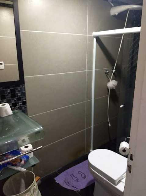 07- suite - Apartamento à venda Estrada da Covanca,Tanque, Rio de Janeiro - R$ 580.000 - VPAP30468 - 9