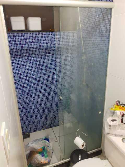 08- suite - Apartamento à venda Estrada da Covanca,Tanque, Rio de Janeiro - R$ 580.000 - VPAP30468 - 10