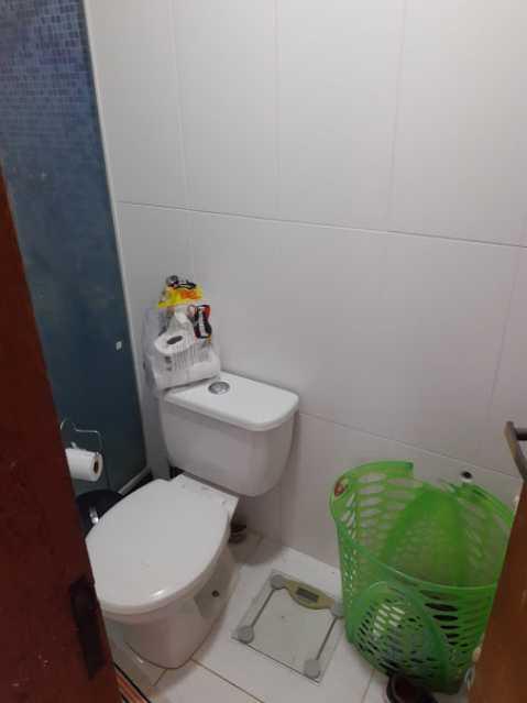 11- lavabo - Apartamento à venda Estrada da Covanca,Tanque, Rio de Janeiro - R$ 580.000 - VPAP30468 - 13