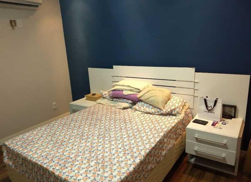 15- quarto casal - Apartamento à venda Estrada da Covanca,Tanque, Rio de Janeiro - R$ 580.000 - VPAP30468 - 17