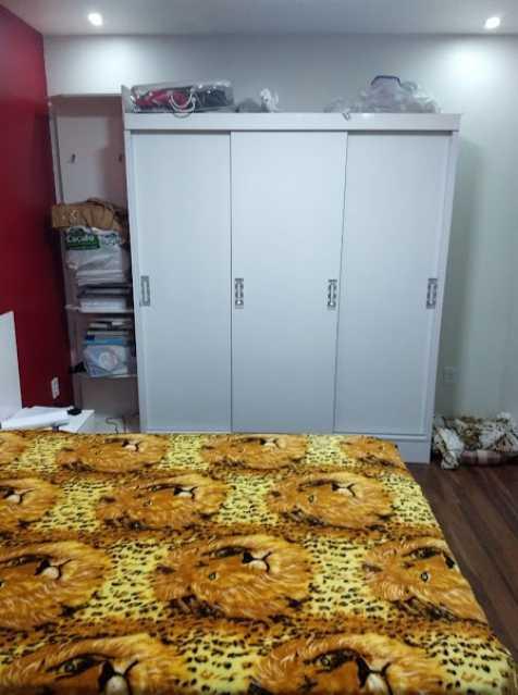 17- quarto s. - Apartamento à venda Estrada da Covanca,Tanque, Rio de Janeiro - R$ 580.000 - VPAP30468 - 19