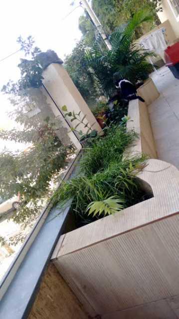 20- varanda - Apartamento à venda Estrada da Covanca,Tanque, Rio de Janeiro - R$ 580.000 - VPAP30468 - 22