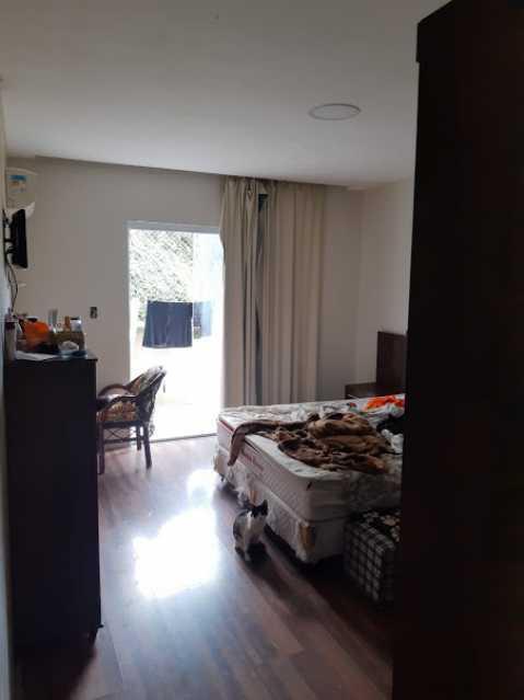 23- lavanderia - Apartamento à venda Estrada da Covanca,Tanque, Rio de Janeiro - R$ 580.000 - VPAP30468 - 25