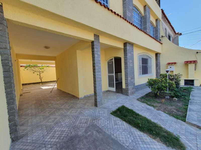 ba0990f3-f477-4bb7-ade1-de5ecc - Casa à venda Rua Cabrália,Marechal Hermes, Rio de Janeiro - R$ 580.000 - VPCA40081 - 1