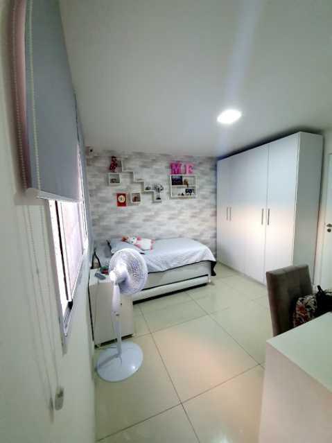 05- Quarto S. - Cobertura à venda Avenida Ator José Wilker,Jacarepaguá, Rio de Janeiro - R$ 1.265.000 - VPCO60001 - 7