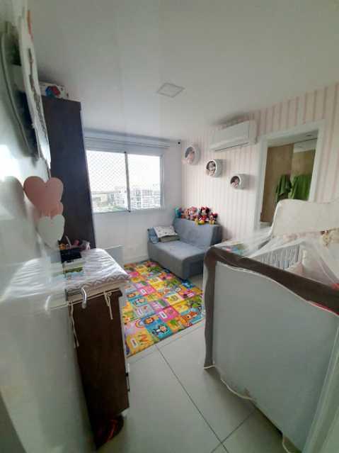 06- Quarto S. - Cobertura à venda Avenida Ator José Wilker,Jacarepaguá, Rio de Janeiro - R$ 1.265.000 - VPCO60001 - 8