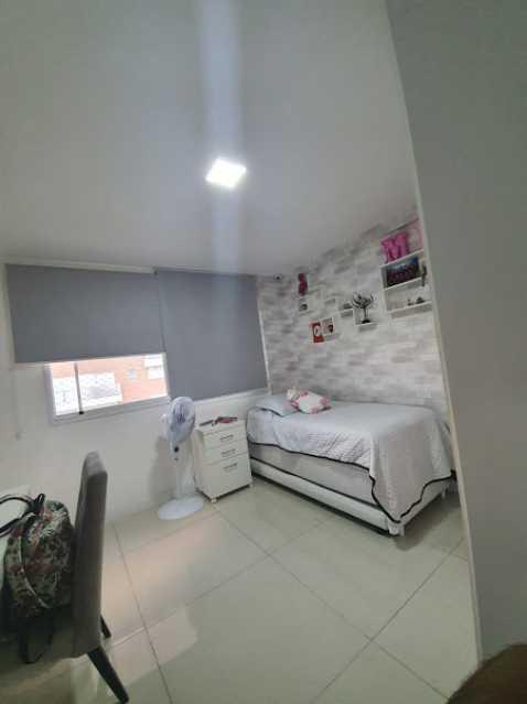 07- Quarto S. - Cobertura à venda Avenida Ator José Wilker,Jacarepaguá, Rio de Janeiro - R$ 1.265.000 - VPCO60001 - 9