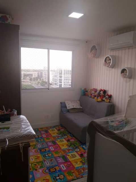 08- Quarto S. - Cobertura à venda Avenida Ator José Wilker,Jacarepaguá, Rio de Janeiro - R$ 1.265.000 - VPCO60001 - 10